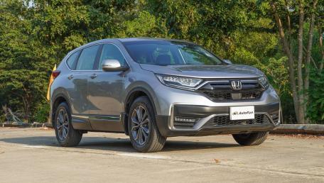 2021 Honda CR-V 1.6 DT-EL 4WD ราคารถ, รีวิว, สเปค, รูปภาพรถในประเทศไทย | AutoFun