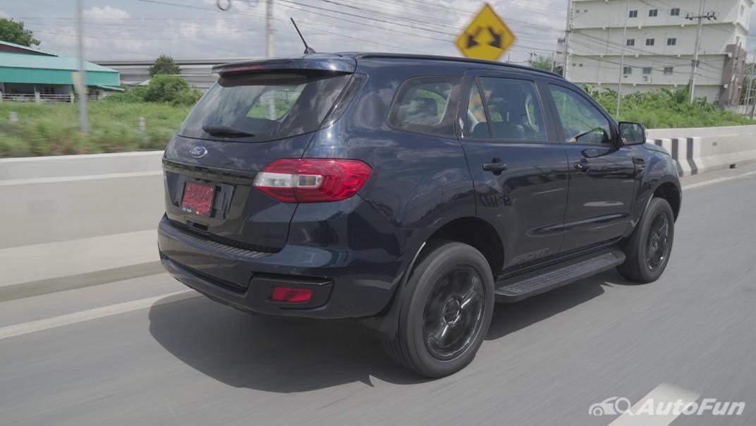 2021 Ford Everest 2.0L Turbo Titanium 4x2 10AT - SPORT Exterior 043