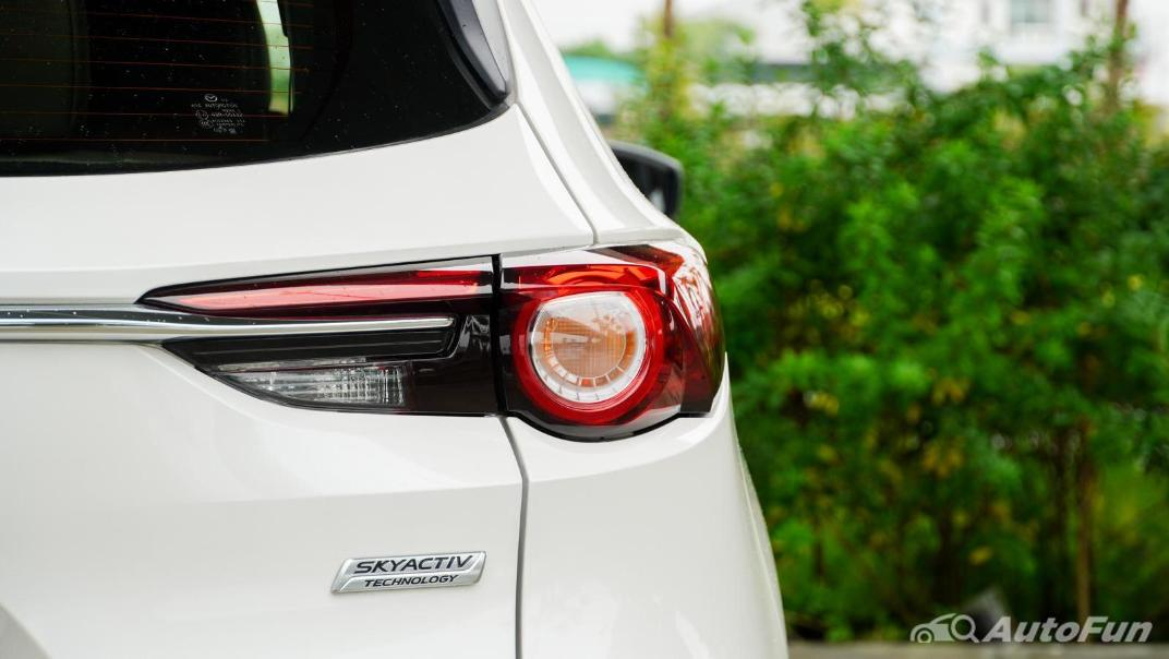 2020 Mazda CX-8 2.5 Skyactiv-G SP Exterior 018