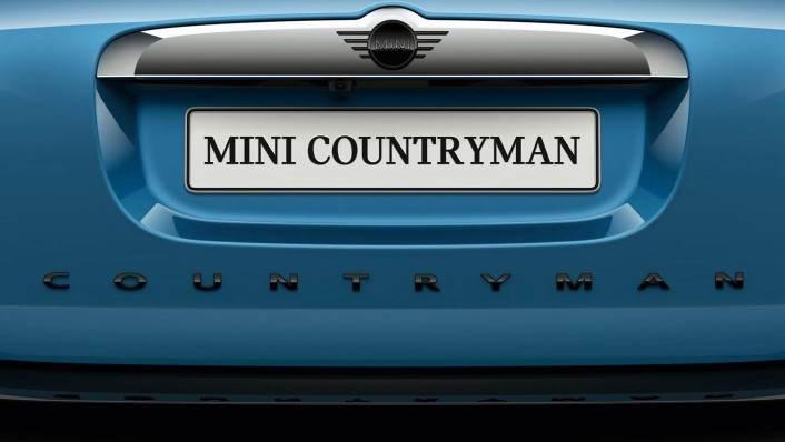 Mini Countryman 2020 Exterior 007