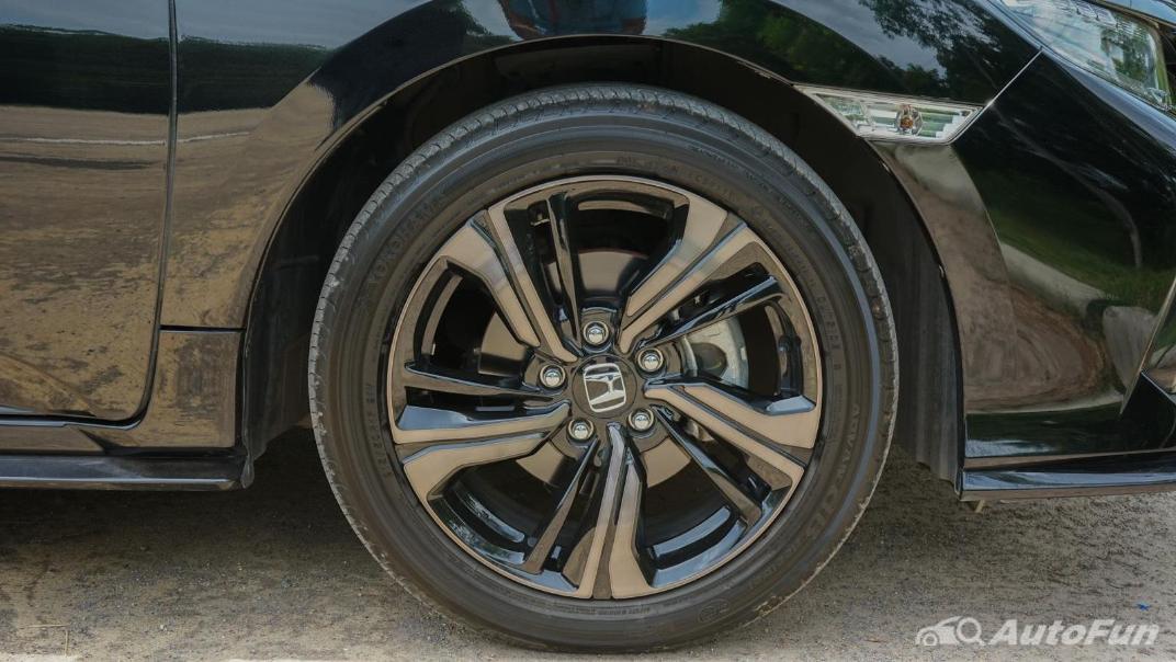 2020 Honda Civic 1.5 Turbo RS Exterior 084