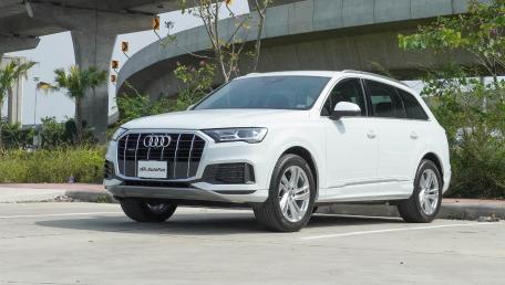 ราคา 2020 3.0 Audi Q7 45 TDI Quattro ใหม่ สเปค รูปภาพ รีวิวรถใหม่โดยทีมงานนักข่าวสายยานยนต์ | AutoFun