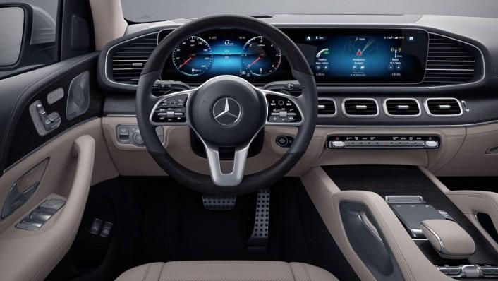 Mercedes-Benz GLS-Class 2020 Interior 009