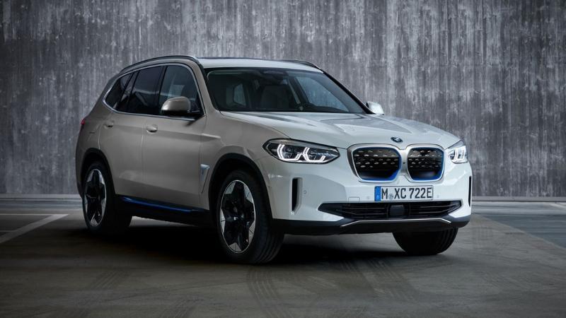 BMW SAV คืออะไร หาคำตอบในรถไฟฟ้า 2021 BMW iX3 ก่อนเข้าไทย 14 มิถุนายนนี้ 02
