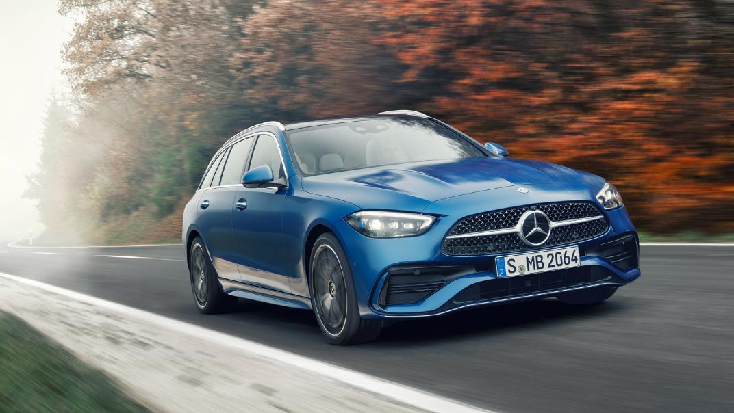 2021 Mercedes-Benz C-Class W206 Upcoming Version Exterior 049