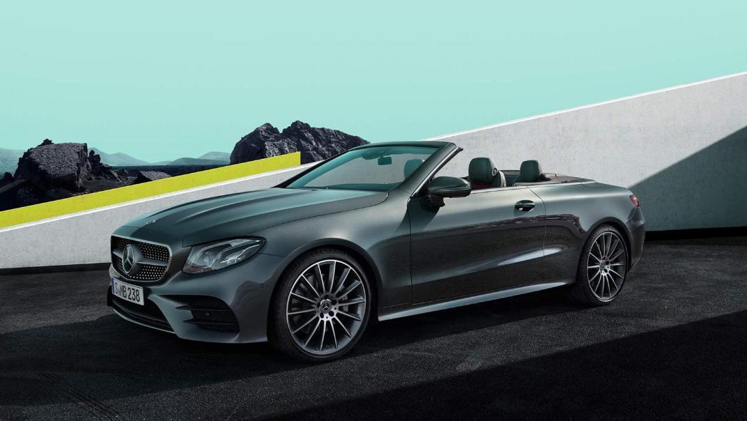 Mercedes-Benz E-Class Cabriolet 2020 Exterior 005