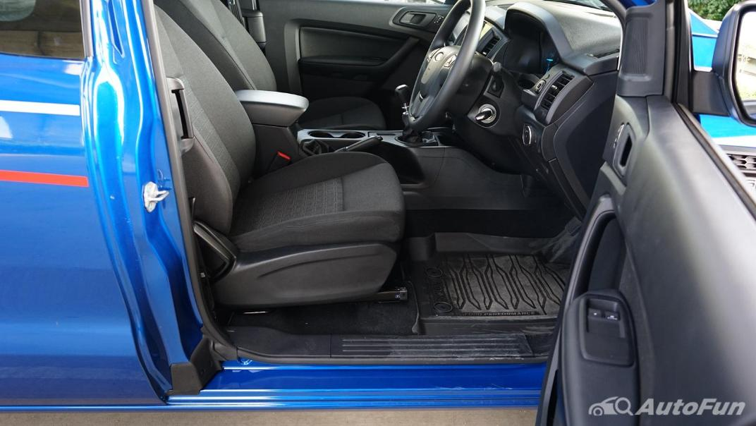 2021 Ford Ranger XL Street Interior 025