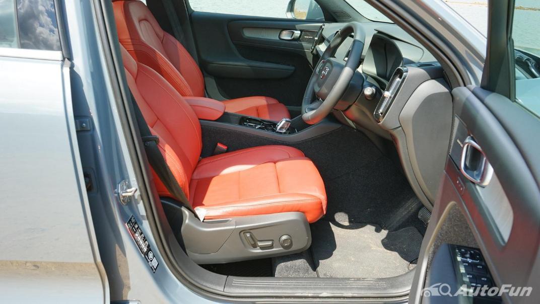 2020 Volvo XC 40 2.0 R-Design Interior 025
