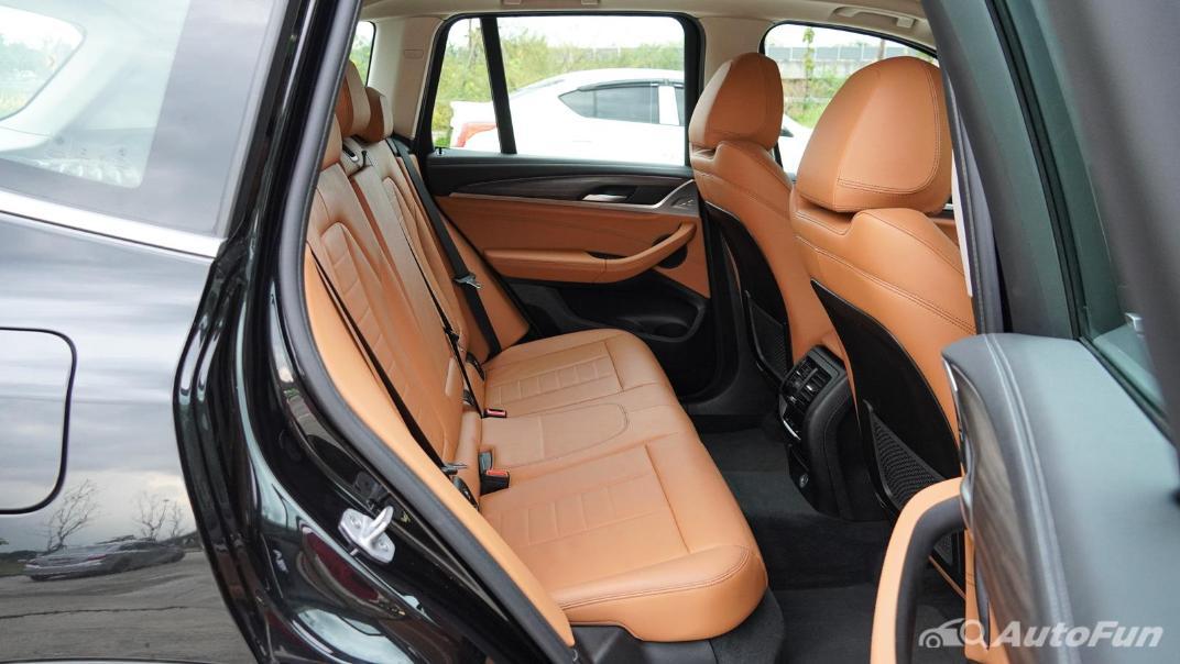 2020 2.0 BMW X3 xDrive20d M Sport Interior 057