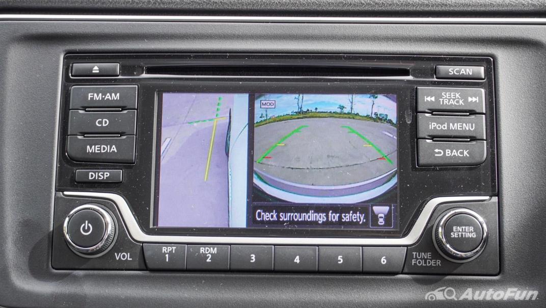 2020 Nissan Leaf Electric Interior 017