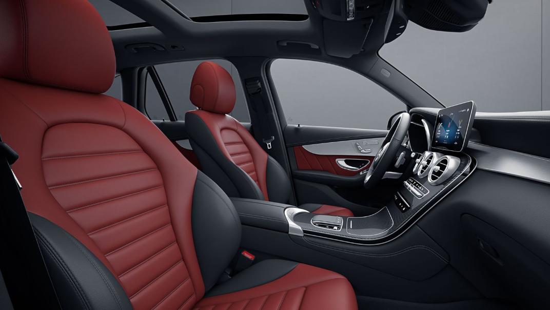 Mercedes-Benz GLC-Class 2020 Interior 017