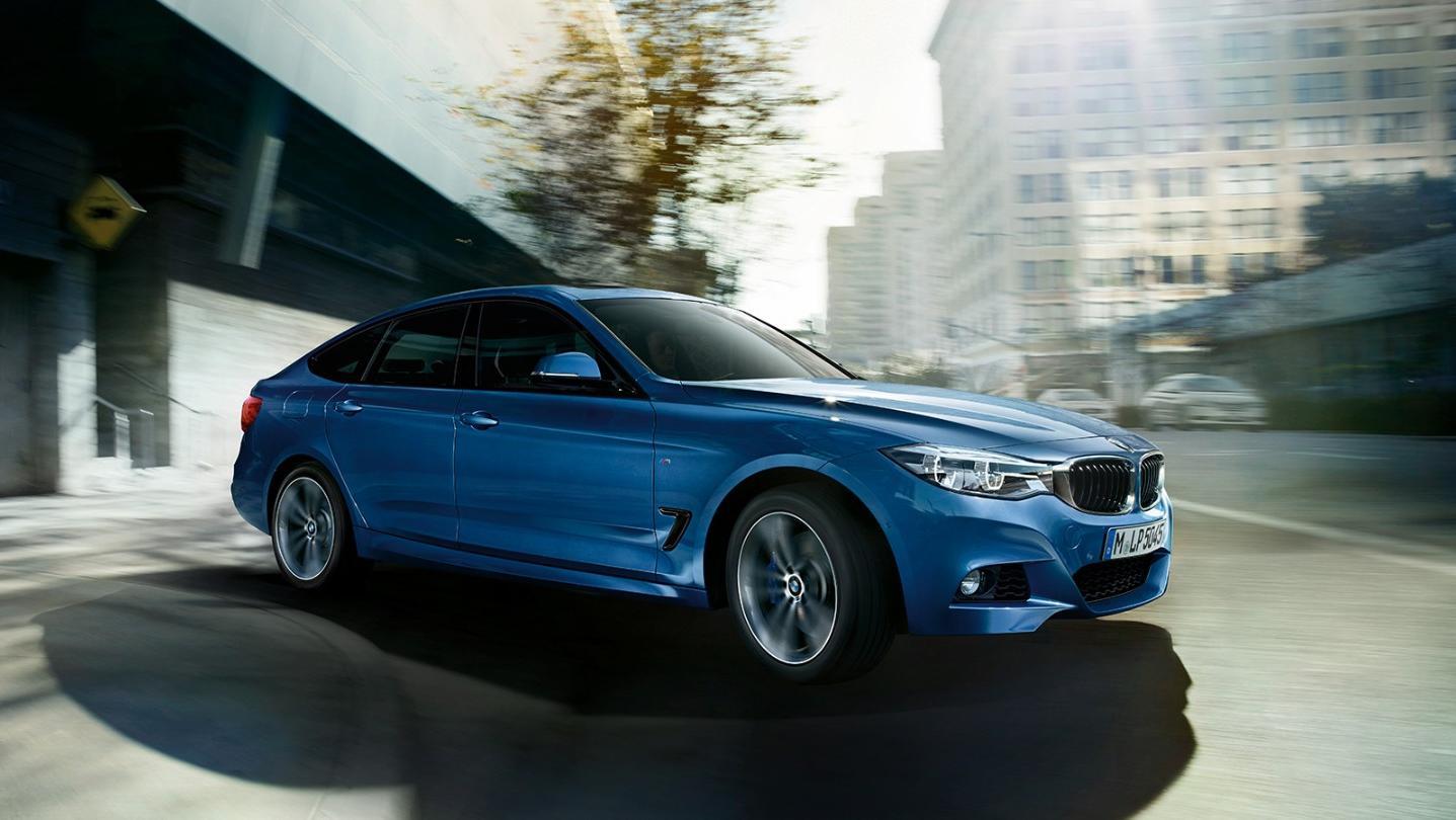 BMW 3-Series-Gran-Tourismo 2020 Exterior 005