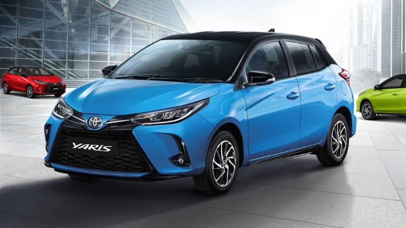Rendered 2022 Toyota Yaris GR Sport แปลงหน้าใหม่ ใช้กันชนของรถ GR Yaris คันเป็นล้าน 02