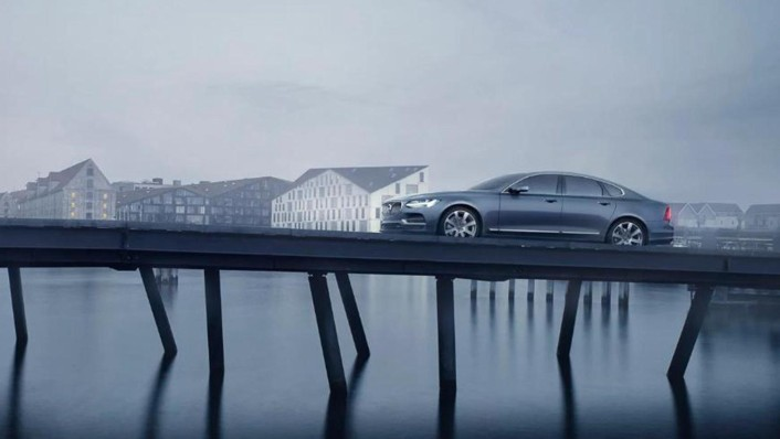 Volvo S90 2020 Exterior 008