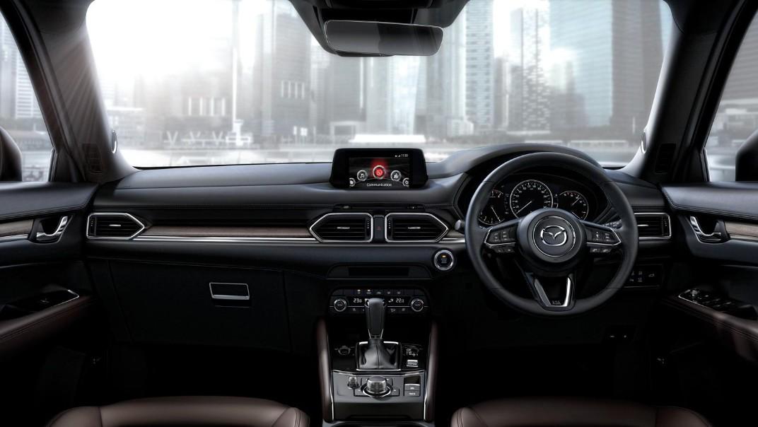 Mazda CX-5 2020 Interior 001