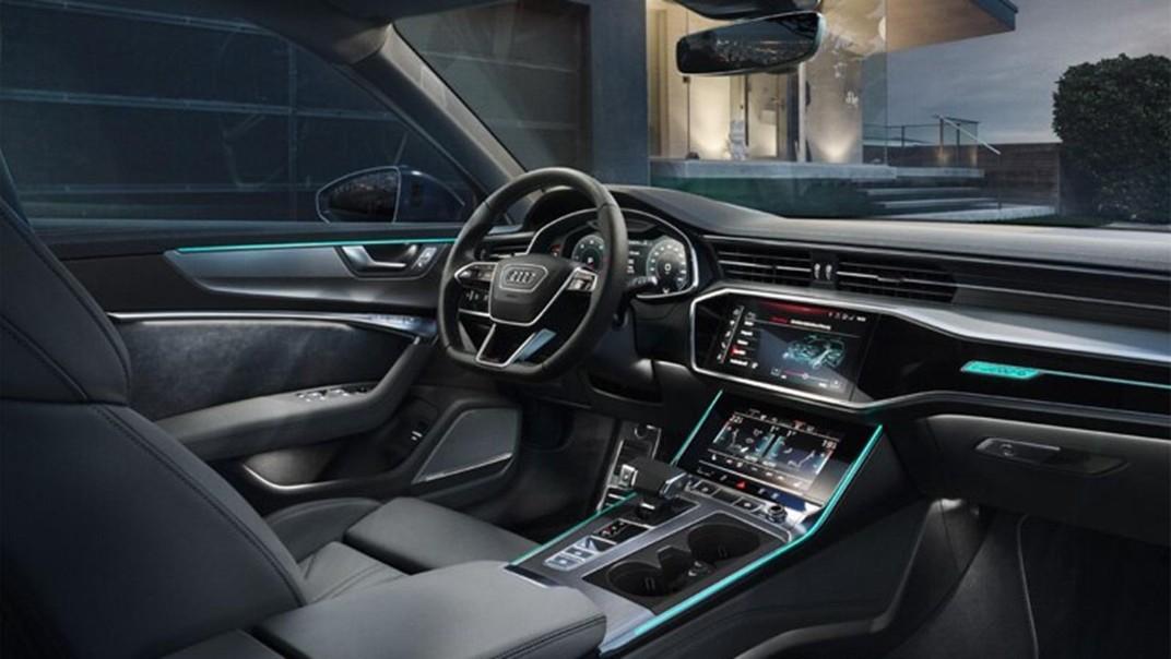 Audi A6 Avant Public 2020 Interior 005