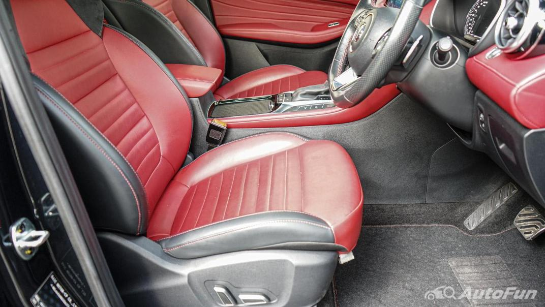 2020 MG HS 1.5 Turbo X Interior 037