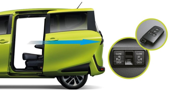 Toyota Sienta 2020 Exterior 005