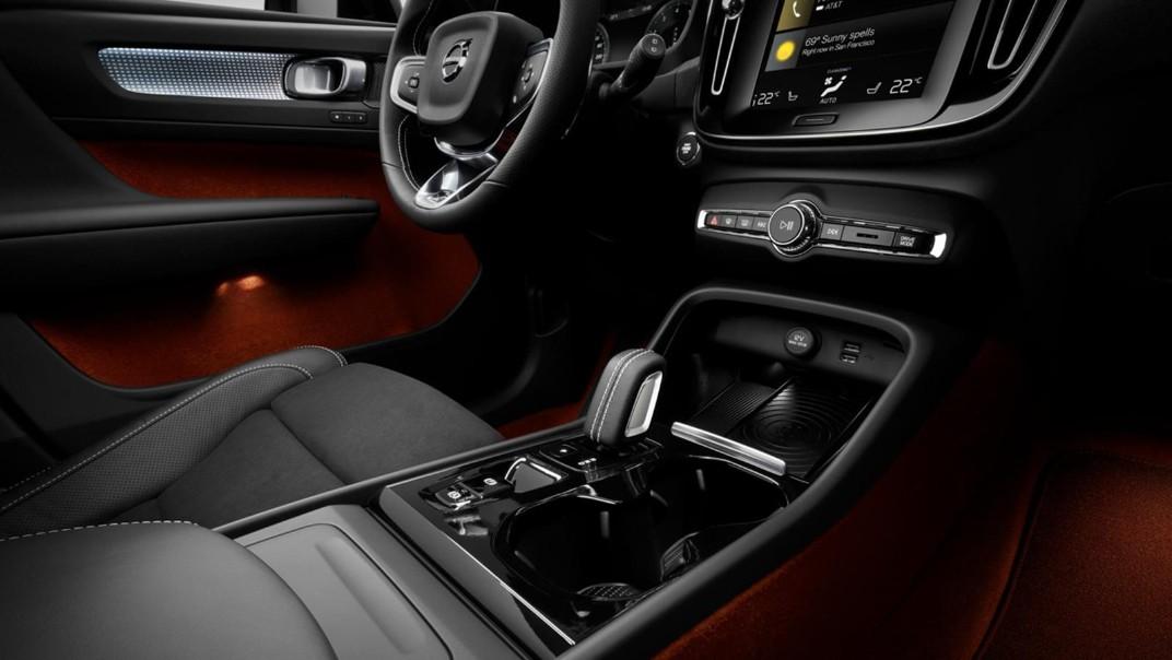 Volvo XC 40 2020 Interior 005