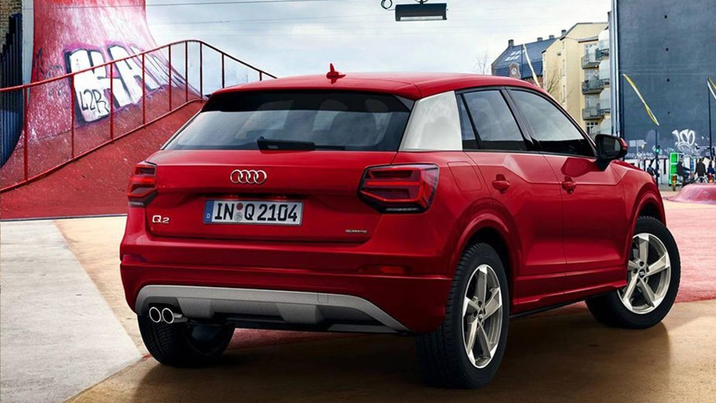 Audi Q2 Public 2020 Exterior 005