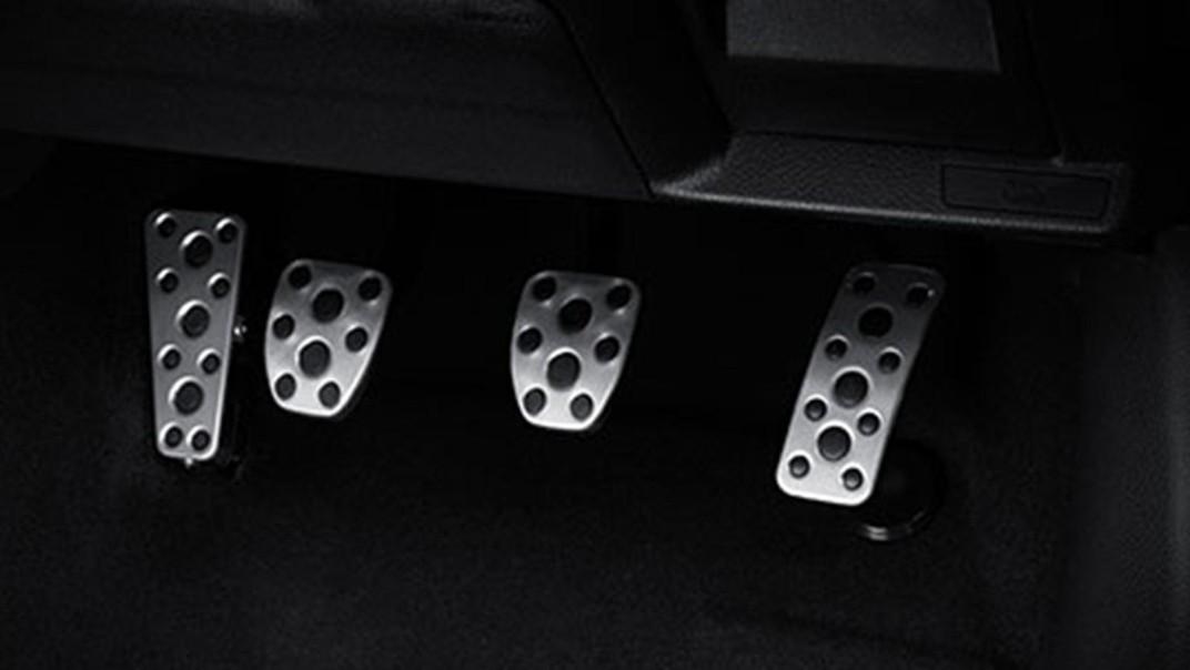 Subaru WRX-STI 2020 Interior 011