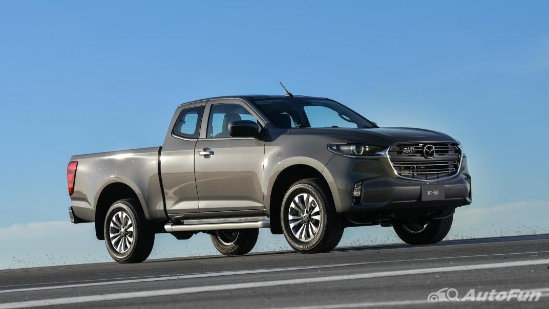 Mazda BT-50 Pro 2021 Exterior 032