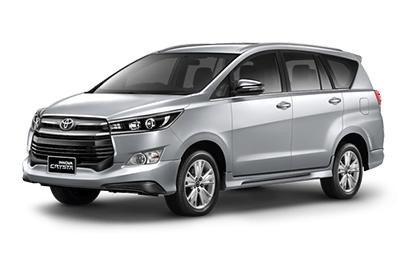 2020 Toyota Innova Crysta 2.8G AT