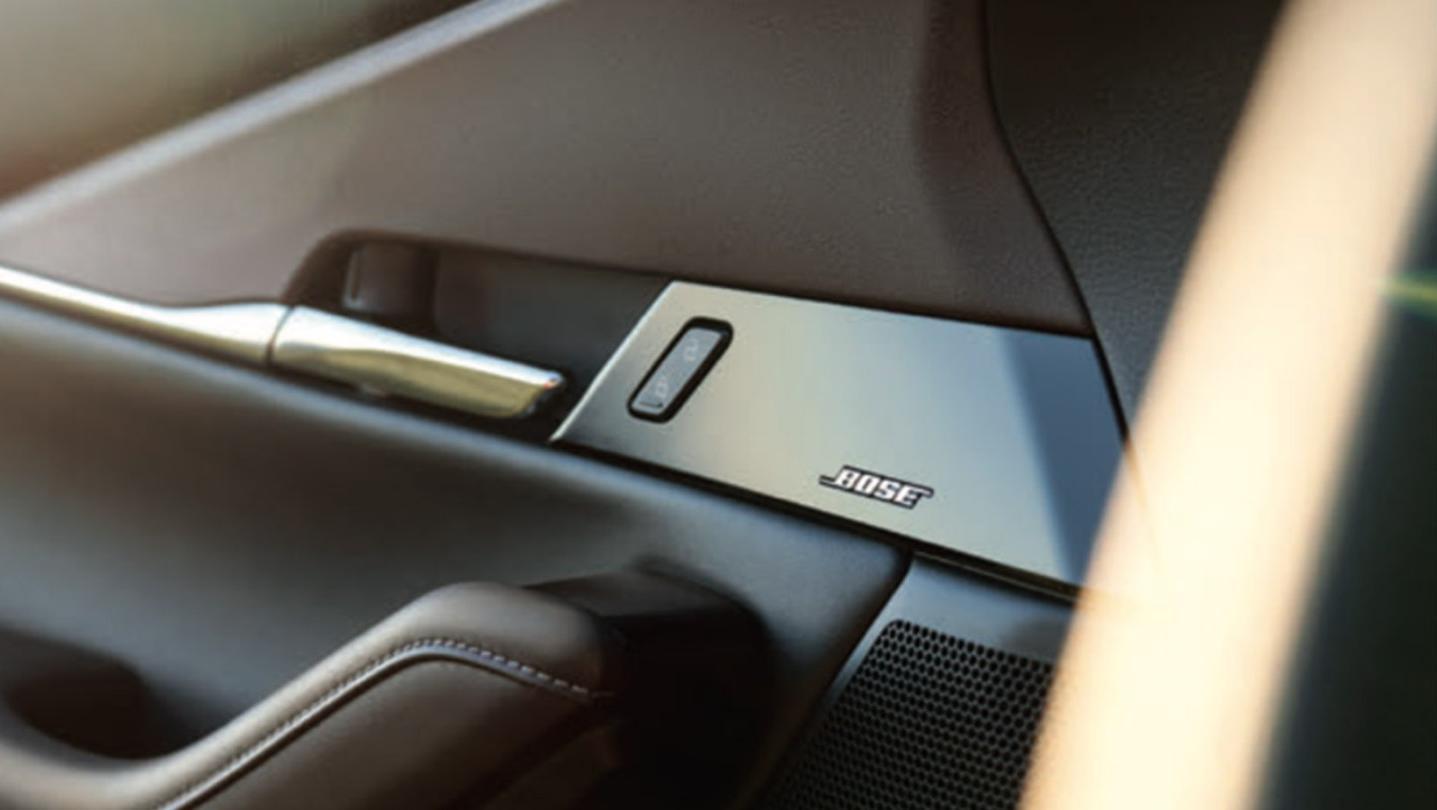 Mazda CX-30 2020 Interior 007