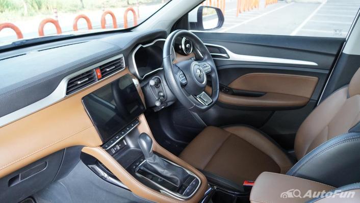 2020 MG ZS 1.5L X Plus Interior 003