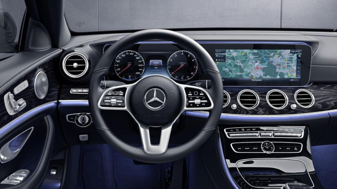 Mercedes-Benz E-Class Saloon 2020 Interior 009