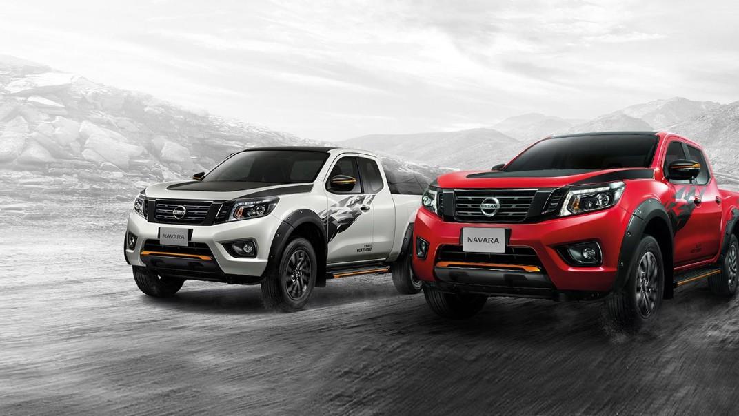 Nissan Navara 2020 Exterior 007