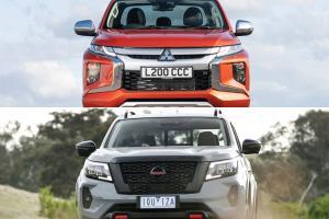 เผย All New Nissan Navara และ All New Mitsubishi Triton รุ่นใหม่แม้พัฒนาร่วมกันแต่จะต่างกันสิ้นเชิง