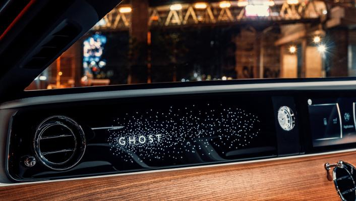2021 Rolls Royce Ghost Interior 004