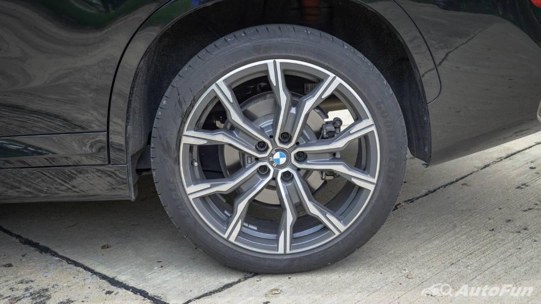 2021 BMW X1 2.0 sDrive20d M Sport Exterior 031