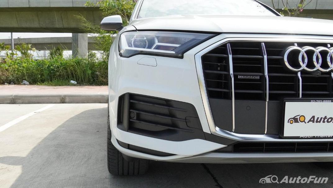 2020 Audi Q7 3.0 45 TDI Quattro Exterior 006