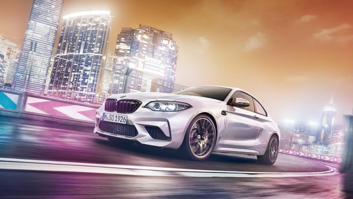 BMW M2-Coupe 2020 Exterior 005