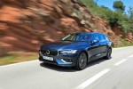 All-New 2019 Volvo V60 เครื่องยนต์ที8 ระดับ 407 แรงม้า ราคาเริ่มที่ 2.29 ล้านบาท