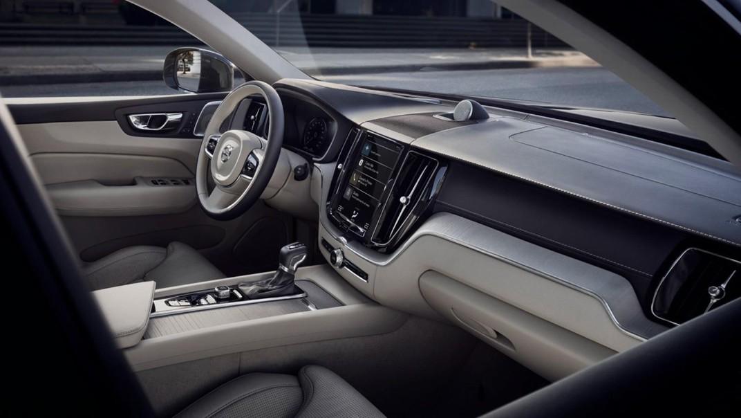 Volvo XC 60 2020 Interior 003