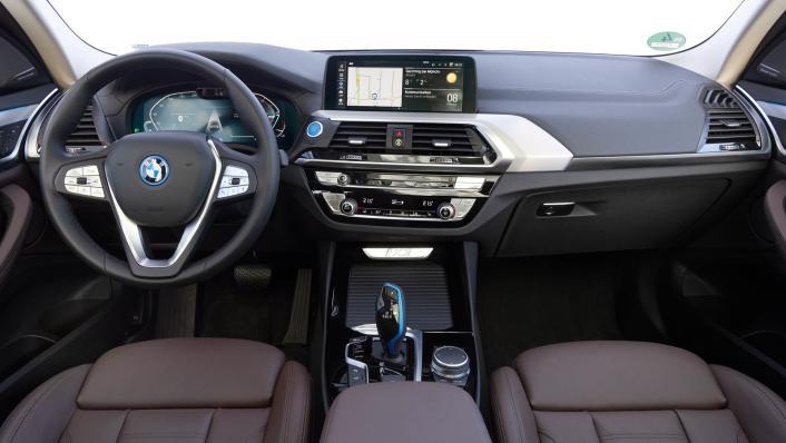 2021 BMW iX3 M Sport Interior 001