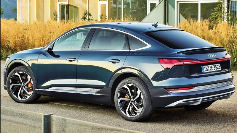 2020 Audi e-tron Sportback จ่อลุยเมืองไทยสัปดาห์หน้า คาดราคาทะลุ 5.3 ล้านบาท 02