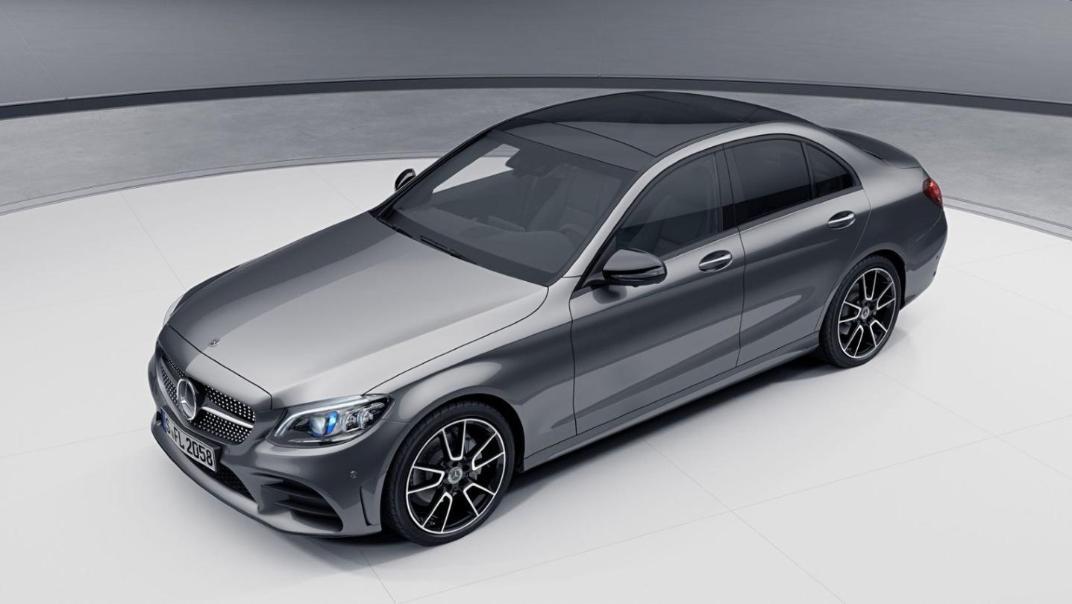 Mercedes-Benz C-Class Saloon 2020 Exterior 013