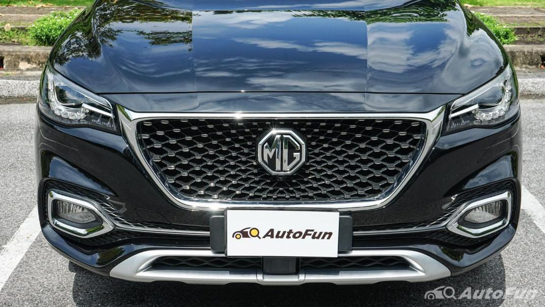 2020 MG HS 1.5 Turbo X Exterior 007