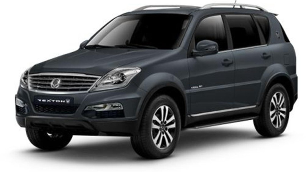 Ssangyong Rexton-W 2020 Others 005
