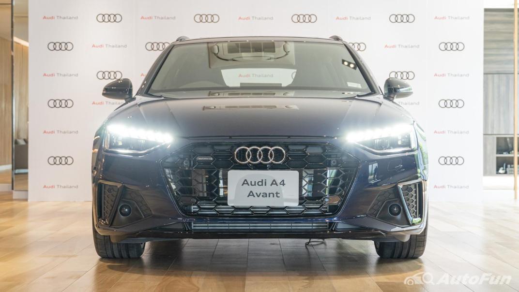2020 Audi A4 Avant 2.0 45 TFSI Quattro S Line Black Edition Exterior 088