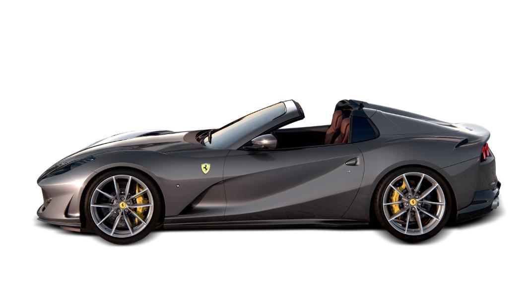 2020 Ferrari 812 GTS 6.5L Exterior 001