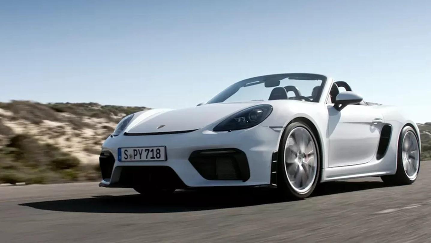 Porsche 718 2020 Exterior 002
