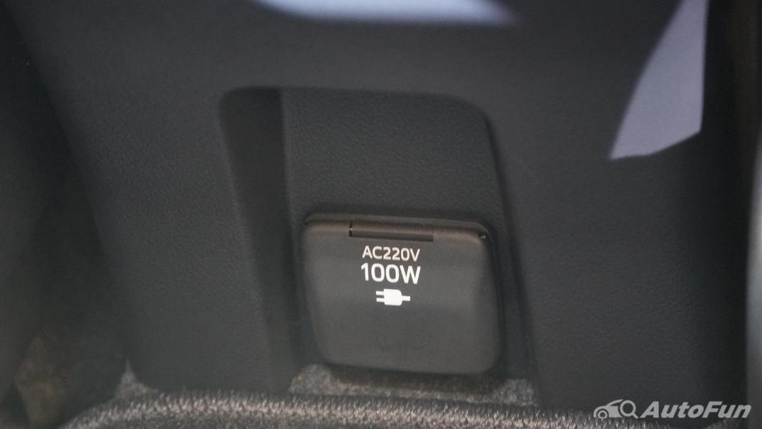 2021 Toyota Fortuner 2.8 GR Sport 4WD Interior 035