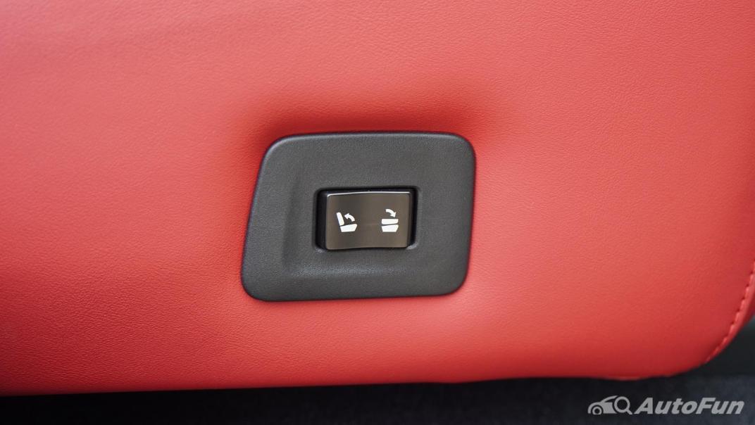 2020 Lexus RX 3.5 350 F Sport Interior 044