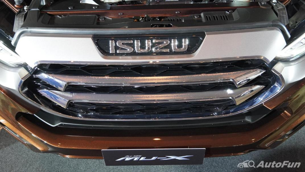 2021 Isuzu MU-X Ultimate 3.0 AT 4x4 Others 004