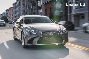 Review: Lexus LS ซีดานหรูไลฟ์สไตล์ผู้นำ
